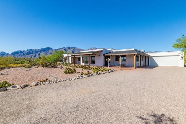4570 N Paseo Bocoancos, Tucson, AZ 85750 (#21910889) :: Long Realty Company