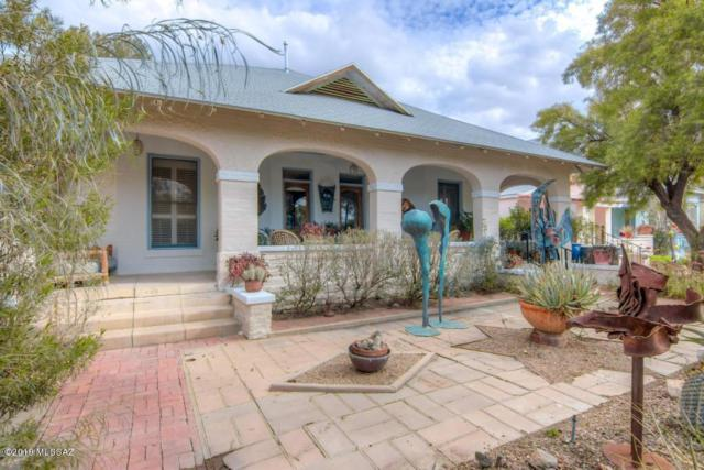 419 S 5Th Avenue, Tucson, AZ 85701 (#21910905) :: Long Realty Company