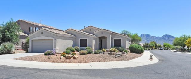 329 W Sacaton Canyon Drive, Oro Valley, AZ 85755 (#21910962) :: Gateway Partners | Realty Executives Tucson Elite