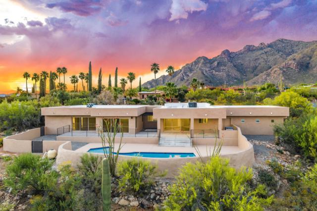 1330 E Deer Canyon Road, Tucson, AZ 85718 (#21911082) :: The Local Real Estate Group | Realty Executives