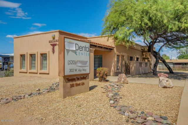 302 W Ajo Way, Tucson, AZ 85713 (#21911711) :: The Local Real Estate Group | Realty Executives