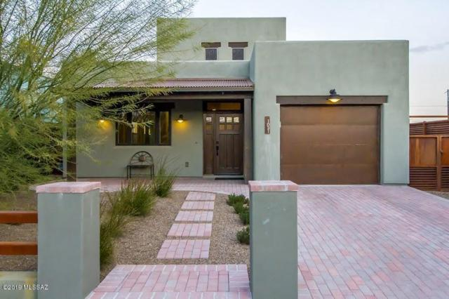 1031 S Meyer Avenue, Tucson, AZ 85701 (#21911738) :: The Local Real Estate Group | Realty Executives