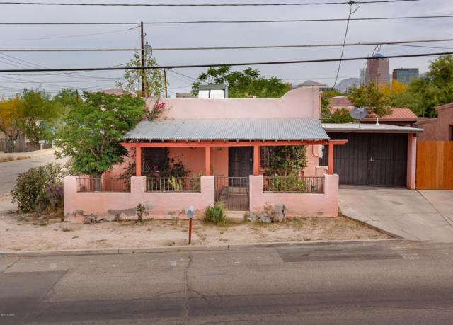 438 W 18Th Street, Tucson, AZ 85701 (#21912354) :: The Local Real Estate Group | Realty Executives