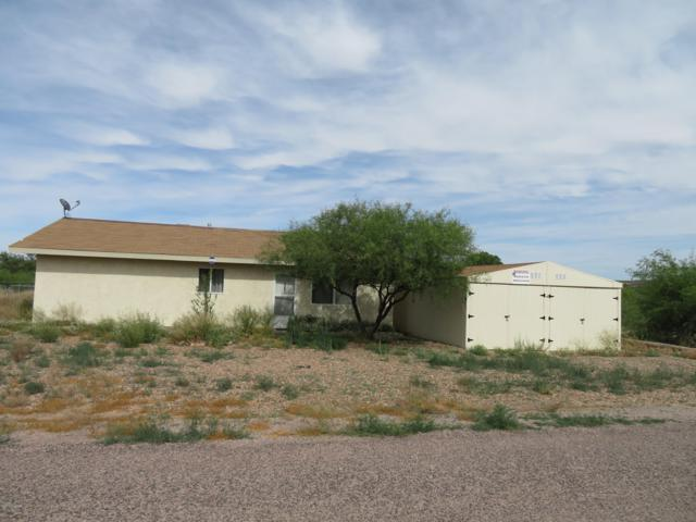 2321 N Hacienda Drive, Benson, AZ 85602 (#21912427) :: Long Realty Company