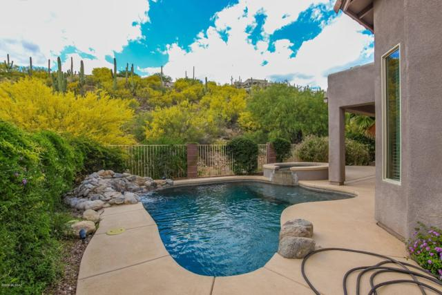 4365 N Sunset Cliff Drive, Tucson, AZ 85750 (#21912639) :: Long Realty - The Vallee Gold Team