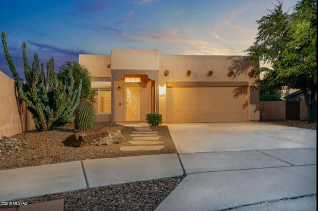152 E Mesquite Crest Place, Oro Valley, AZ 85755 (#21913125) :: Long Realty - The Vallee Gold Team