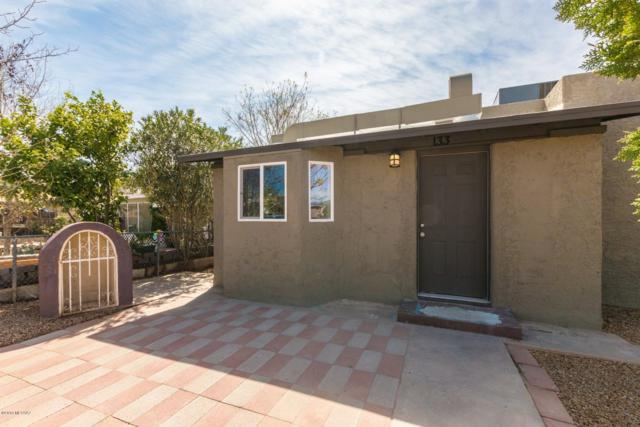 133 W 33rd Street, Tucson, AZ 85713 (#21913374) :: The Local Real Estate Group | Realty Executives