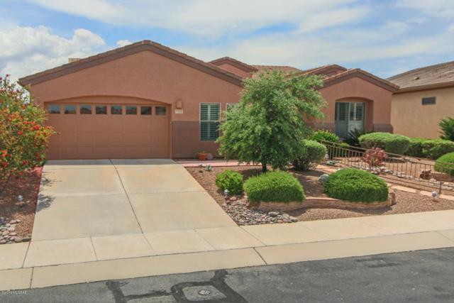 1121 W Mountain Nugget Drive, Green Valley, AZ 85614 (#21913380) :: Long Realty Company
