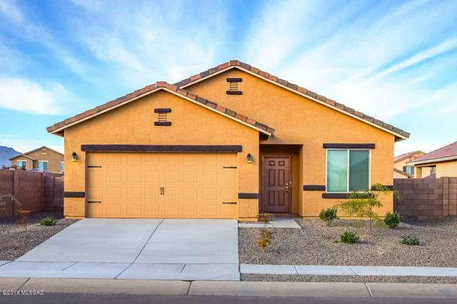 11740 W Thomas Arron Drive, Marana, AZ 85653 (#21913447) :: Long Realty Company