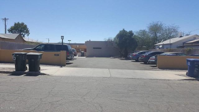 2837 N Euclid Avenue, Tucson, AZ 85719 (#21913783) :: Long Realty Company