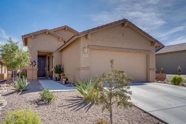 1053 W Pastora Peak Drive, Green Valley, AZ 85614 (#21913784) :: Long Realty Company