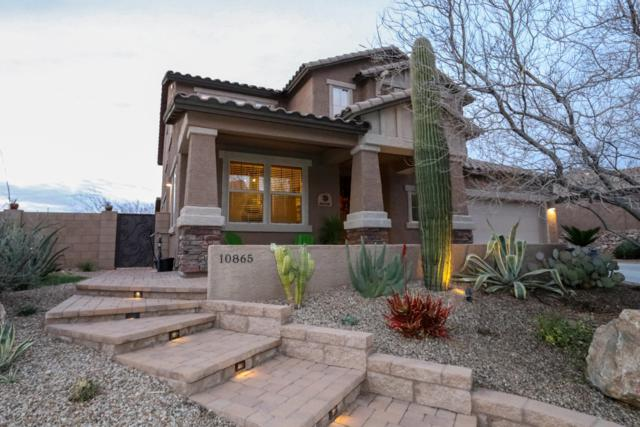 10865 N Avenida Vallejo, Oro Valley, AZ 85737 (MLS #21913831) :: The Property Partners at eXp Realty