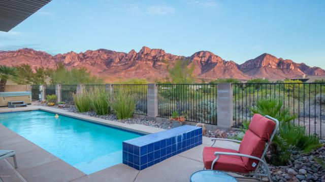 1724 E Ganymede Drive, Oro Valley, AZ 85737 (MLS #21913841) :: The Property Partners at eXp Realty