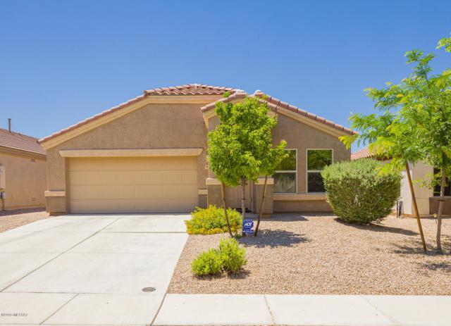 6672 S Stone Fly Drive, Tucson, AZ 85757 (#21913872) :: Long Realty Company