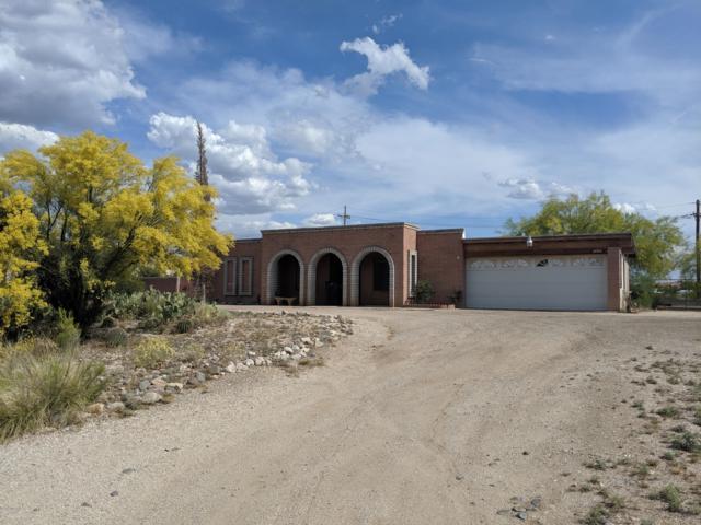10702 E Avenida Del Campo, Tucson, AZ 85748 (#21913909) :: Long Realty Company