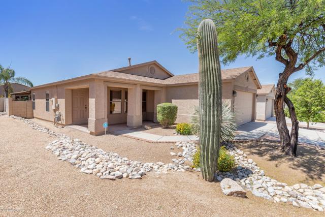 10042 E Rocky Vista Drive, Tucson, AZ 85748 (#21913948) :: Long Realty Company