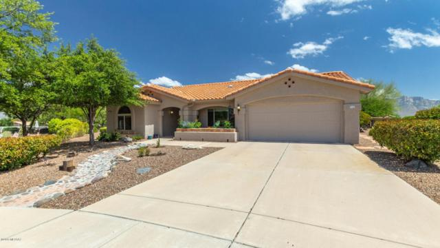 974 E Royal Ridge Drive, Oro Valley, AZ 85755 (#21914075) :: Long Realty Company