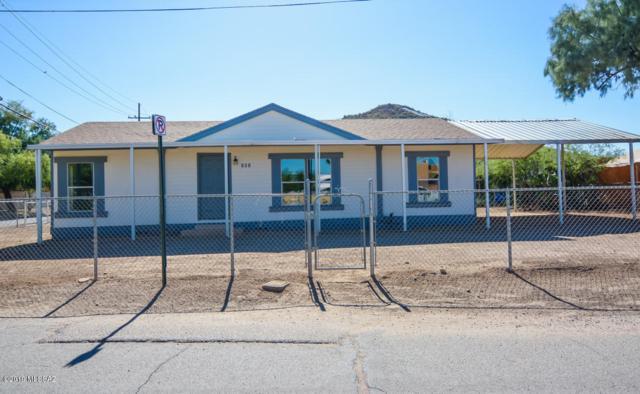 838 W 21St Street, Tucson, AZ 85745 (#21914106) :: Long Realty Company