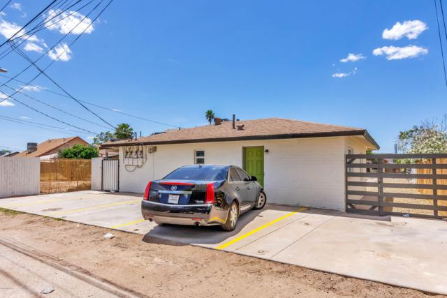 825 N 10th Avenue, Phoenix, AZ 85007 (#21914195) :: Keller Williams