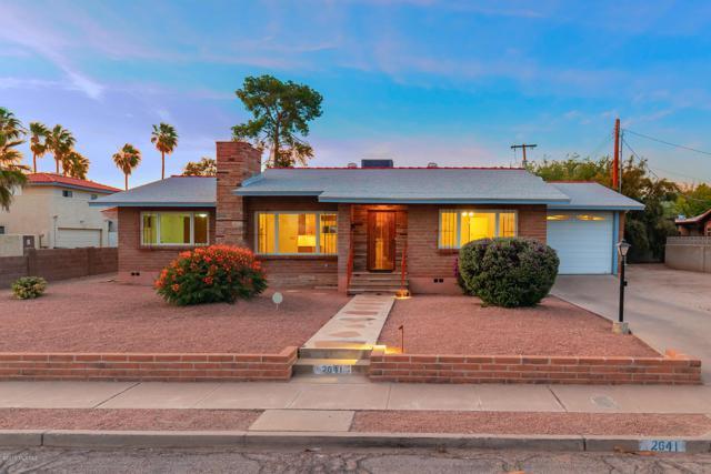 2641 E 10th Street, Tucson, AZ 85716 (#21914236) :: Long Realty Company