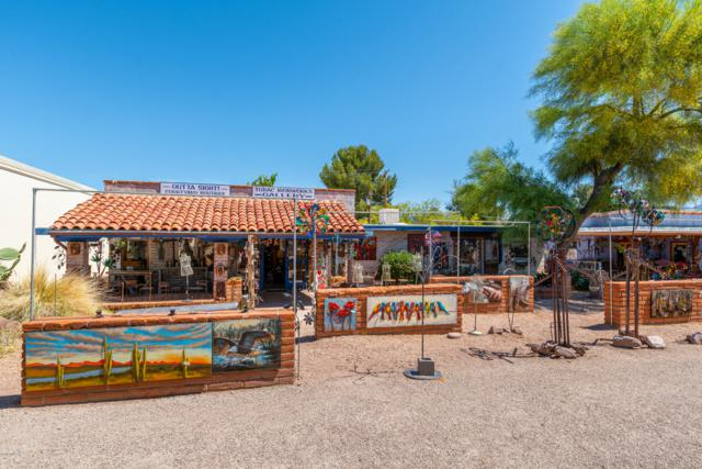 14 Plaza Road, Tubac, AZ 85646 (#21914344) :: The Local Real Estate Group | Realty Executives