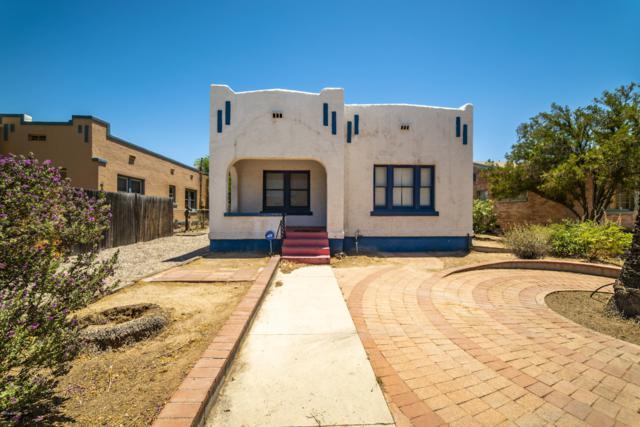 834 E Mabel Street, Tucson, AZ 85719 (#21914656) :: Long Realty Company