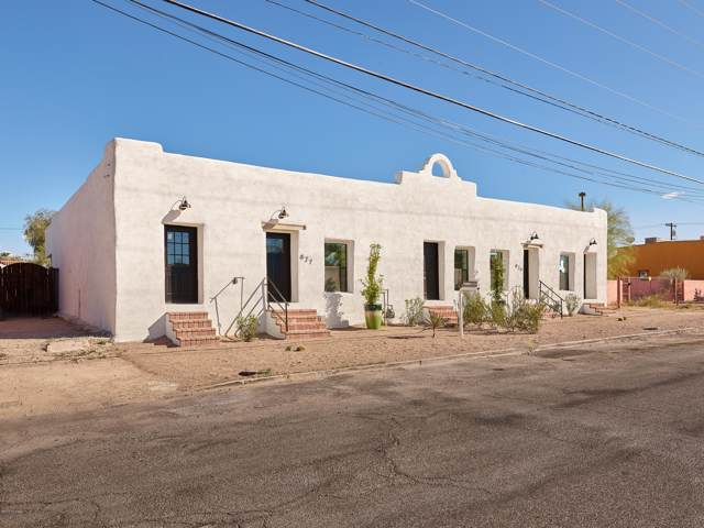 827 S 8th Avenue, Tucson, AZ 85701 (#21914796) :: Long Realty - The Vallee Gold Team