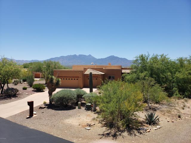 677 W Placita Quieta, Green Valley, AZ 85622 (#21914899) :: Long Realty Company