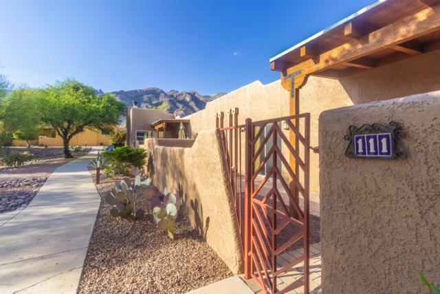 6255 N Camino Pimeria Alta #111, Tucson, AZ 85718 (#21915136) :: Keller Williams
