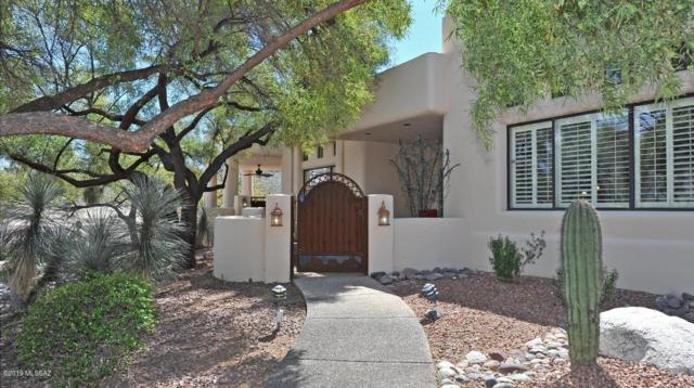 4969 N Ventana Ridge Place, Tucson, AZ 85750 (#21915243) :: Long Realty Company