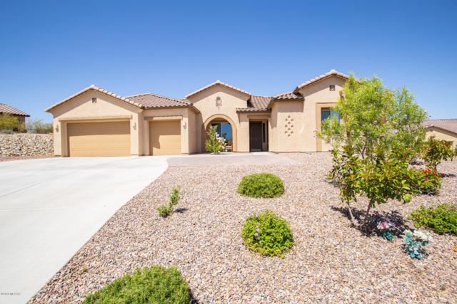 276 S Vaughn Canyon Place, Sahuarita, AZ 85629 (#21915255) :: Long Realty - The Vallee Gold Team