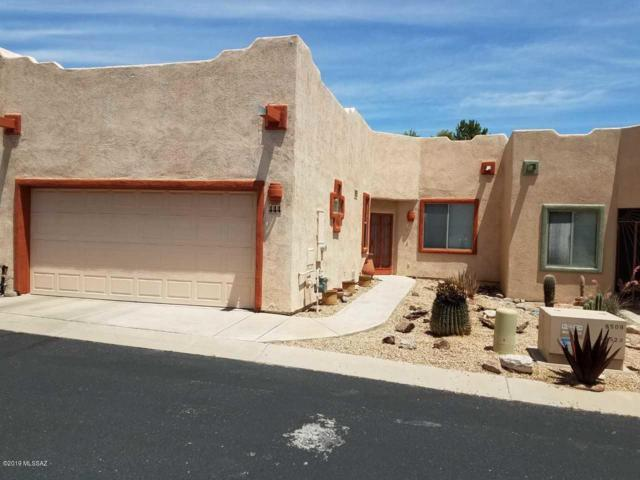 444 W Windham Boulevard, Green Valley, AZ 85614 (#21915473) :: The Local Real Estate Group | Realty Executives