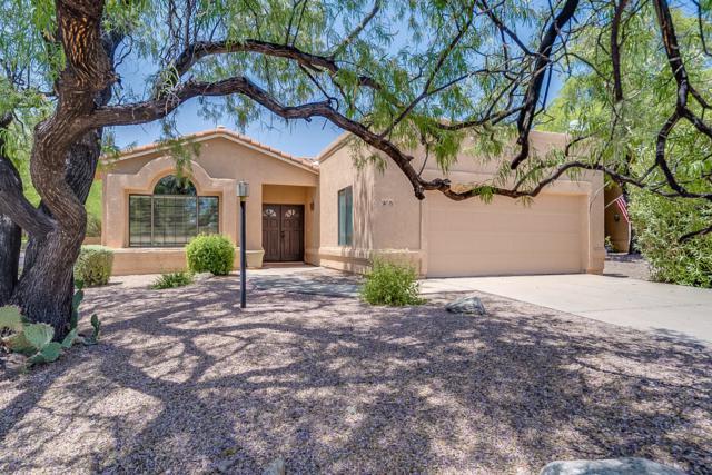 7381 E Santidad Place, Tucson, AZ 85750 (#21915716) :: Long Realty Company