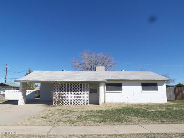 309 S Casas Lindas Drive, Willcox, AZ 85643 (#21915746) :: Long Realty - The Vallee Gold Team