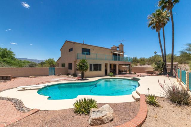 10461 E Calle Vaqueros, Tucson, AZ 85749 (#21915796) :: The Josh Berkley Team