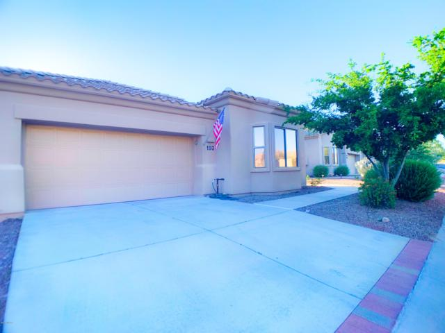 13401 N Rancho Vistoso Boulevard #193, Oro Valley, AZ 85755 (#21915803) :: Long Realty - The Vallee Gold Team