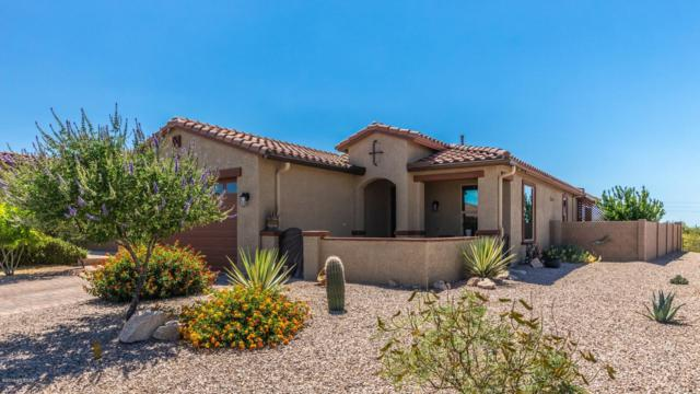 12054 N Golden Mirror Drive, Marana, AZ 85658 (#21915850) :: Long Realty Company
