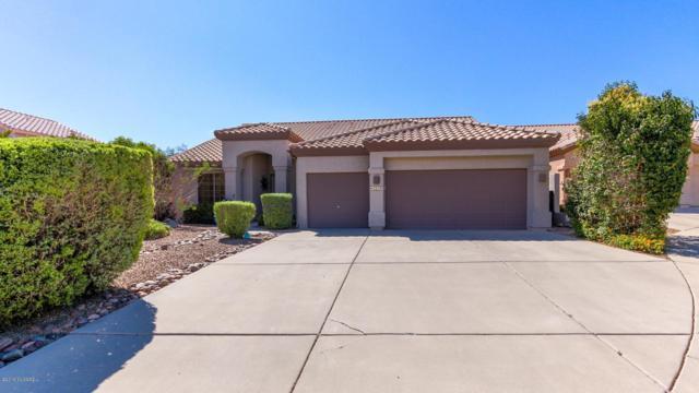11151 N Divot Drive, Oro Valley, AZ 85737 (#21915903) :: Long Realty Company