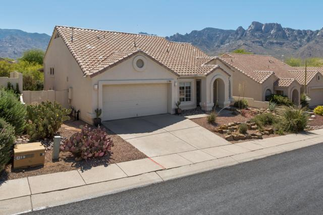 11760 N Labyrinth Drive, Oro Valley, AZ 85737 (#21915940) :: Long Realty Company