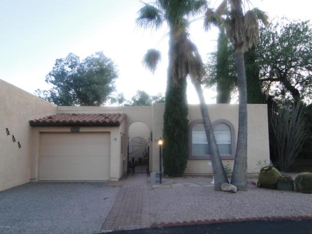 360 E Paseo Verde, Green Valley, AZ 85614 (#21916038) :: Long Realty Company