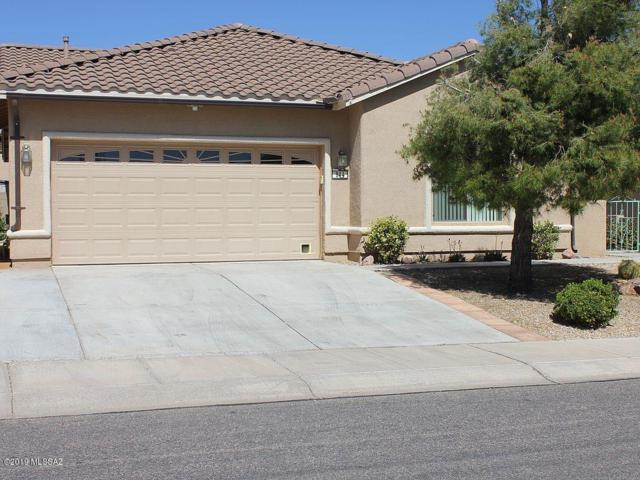 944 Estancia Drive, Sierra Vista, AZ 85635 (#21916084) :: Long Realty Company