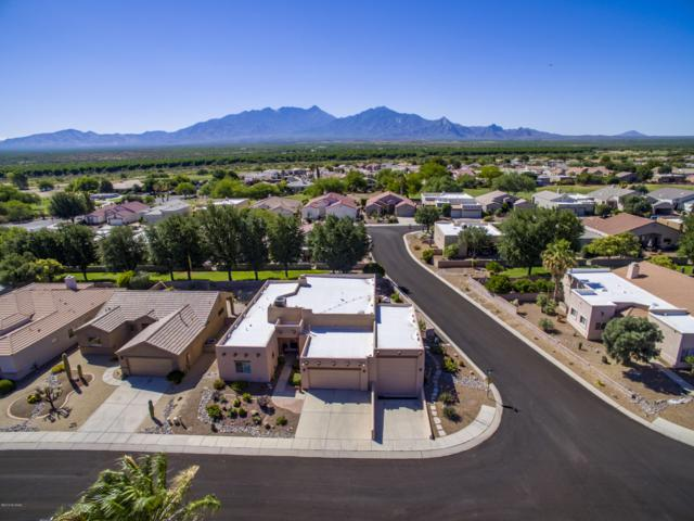 669 W Tiger Place, Green Valley, AZ 85614 (#21916095) :: Long Realty Company
