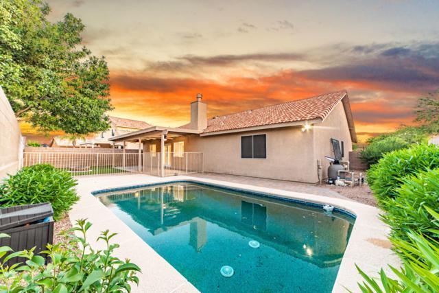 9673 E Paseo San Rosendo, Tucson, AZ 85747 (#21916394) :: The Josh Berkley Team