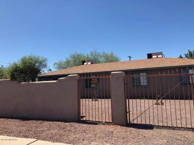 520 E 30th Street, Tucson, AZ 85713 (#21916410) :: Long Realty - The Vallee Gold Team