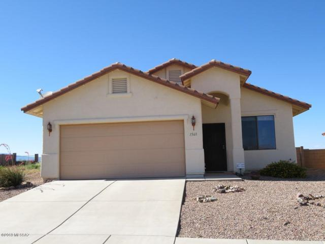 1568 W Tufts Trail, Benson, AZ 85602 (MLS #21916469) :: The Property Partners at eXp Realty