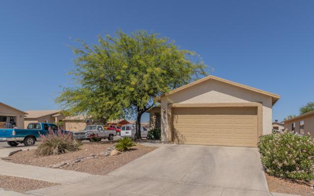 6774 S Creekwood Court, Tucson, AZ 85756 (#21916492) :: Long Realty Company