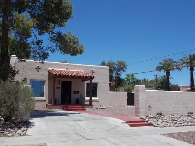 2439 E 3rd Street, Tucson, AZ 85719 (#21916512) :: The Local Real Estate Group | Realty Executives