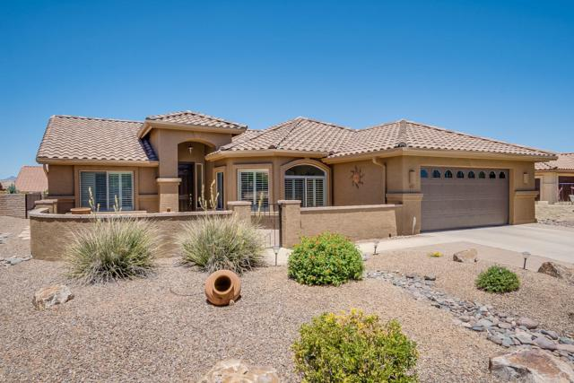 837 N Cowboy Canyon Drive, Green Valley, AZ 85614 (#21916603) :: Long Realty - The Vallee Gold Team