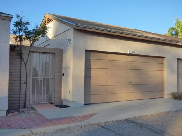 2455 N Palo Dulce Drive, Tucson, AZ 85745 (#21916675) :: The Local Real Estate Group | Realty Executives