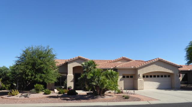 2171 E Cypress Canyon Drive, Green Valley, AZ 85614 (#21916763) :: Long Realty - The Vallee Gold Team
